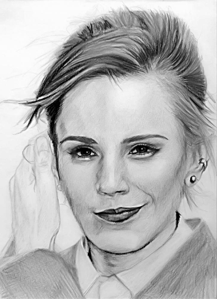 Emma Watson por linshyhchyang